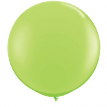 3ft Giant Balloons - Lime Green Latex Balloon 1pc